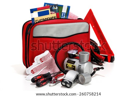 Vehicle Emergency Kit #260758214