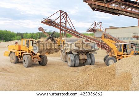 vehicle loading
