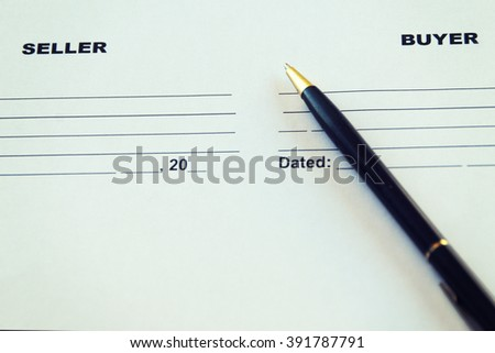 vehicle sales agreement document form ez canvas