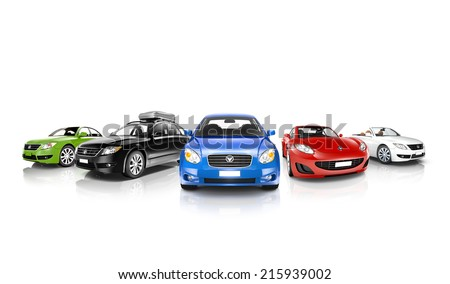 Vehicles Collection