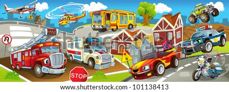 Vehicles Cars