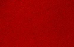 Velor red velvet split leather texture