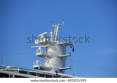 Velsen, The Netherlands - July 20th 2017: Celebrity Silhouette is a Solstice-class cruise ship, owned and operated by Celebrity Cruises, built by Meyer Werft, Papenburg.