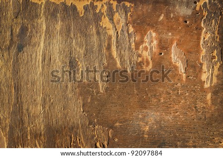veneer board from an old sewing machine horizontal