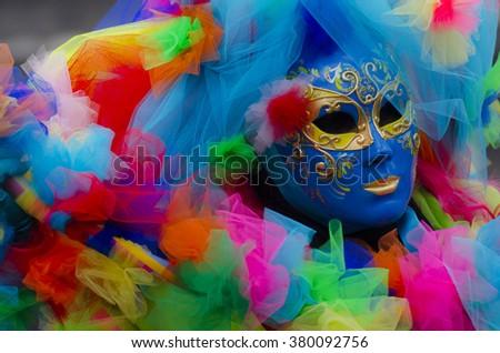 venezia carnival mask #380092756