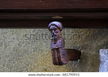 venezia window  Stok fotoğraf ©