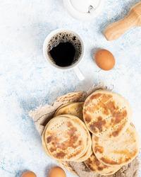 Venezuelan and colombian Arepa wheat flour arepas highkey illuminated