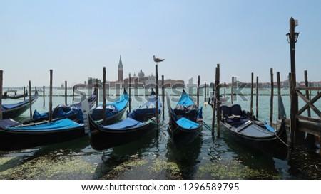 Venice city Italy #1296589795