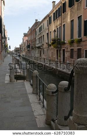 Venice Dorsoduro #628710383