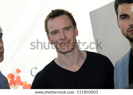 VENICE, ITALY - SEPTEMBER 02: Michael Fassbender attends the  Venice Film Festival on September 02, 2012 in Venice, Italy