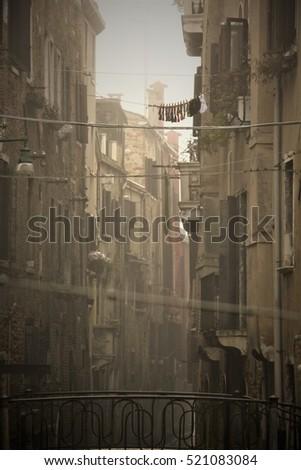Venice streets #521083084