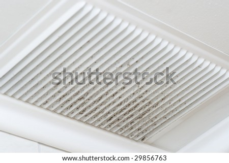 Ventilation dust causes health disorders #29856763