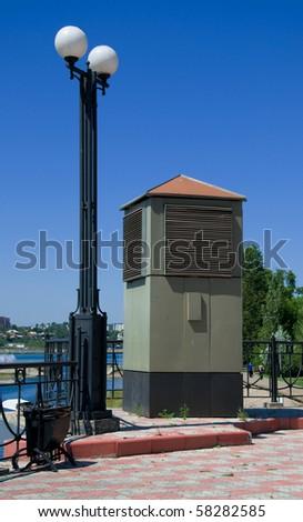 ventilation installation