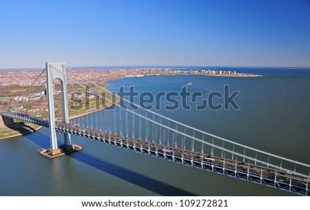 Verazano Bridge, New York