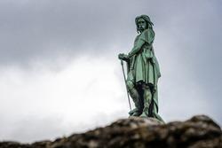 Vercingetorix, Gallic historical warrior