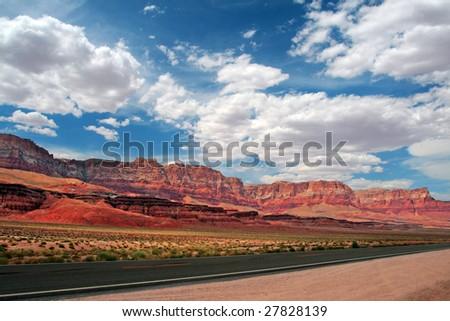 Vermillion Cliffs, Arizona, USA