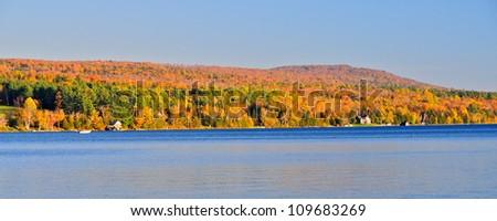 Vermont foliage, USA