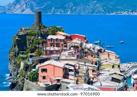 Vernazza Italy - Cinque Terre