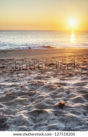 Vero Beach at Sunrise.