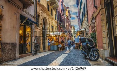 Verona, Italy #571426969
