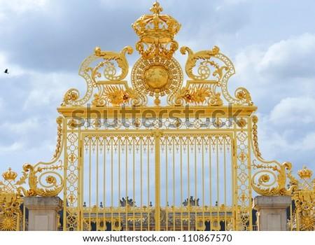 Versailles - stock photo