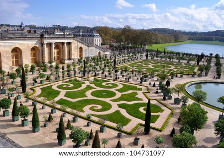 Versailles in Paris, France