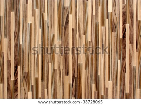Vertical contemporary striped wood flooring texture