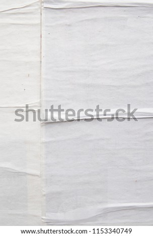 vertical creased poster texture