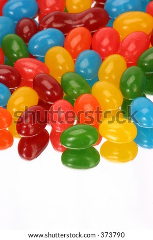 vertical Jelly Beans