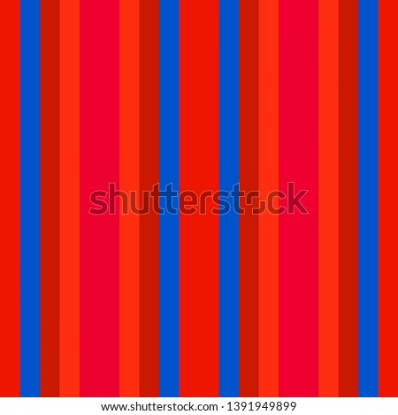 vertical lines red, strong blue and strong red colors. abstract background with stripes for wallpaper, presentation, fashion design or web site.