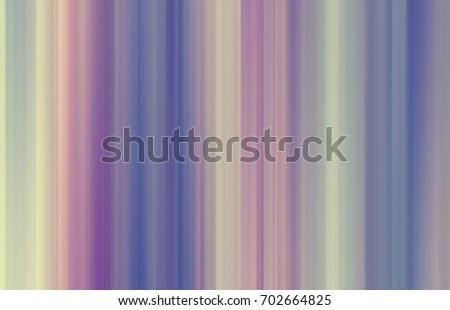 Vertical lines with color blurred background multi