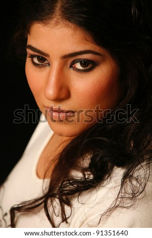 very beautiful and good looking female
