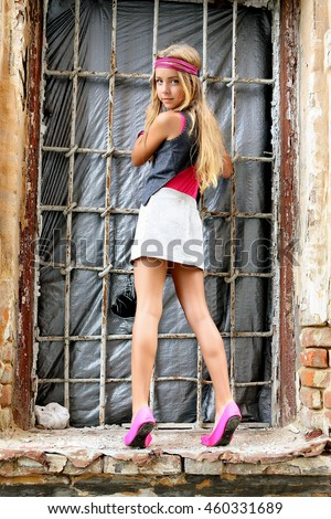 Teen short skirt picture are
