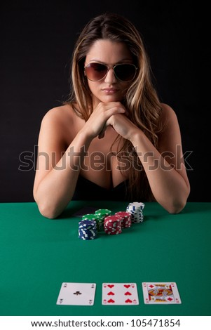 When to double down at blackjack