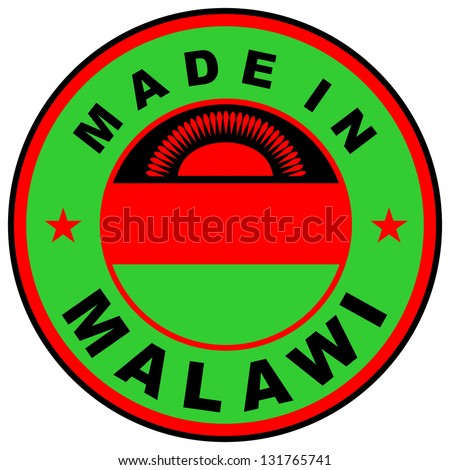 very big size made in malawi country label