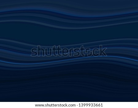 very dark blue and midnight blue colored abstract geometric wave line texture can be used for graphic illustration, wallpaper, poster or cards.