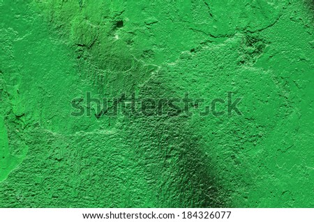 Very graphic and edgy spray paint on cement or stone abstract background texture that provides grit and grime on any type of creative project you may want to convey a sense of depth and character to.
