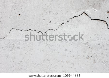 Very grungy gray concrete wall background