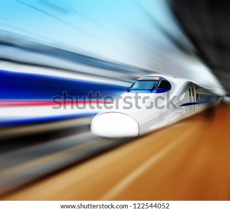 very high-speed train