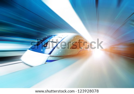very high-speed train