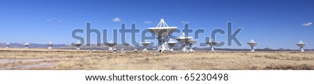 Very Large Array (VLA) Radio Observatory