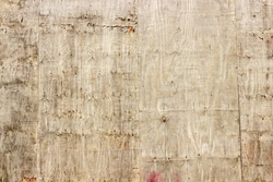 Very light and wheatered wooden board texture