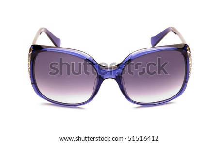 very modern and glamour sunglasses for women