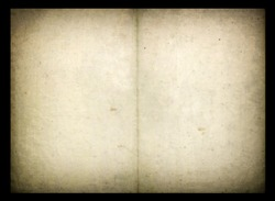 very old paper texture for background