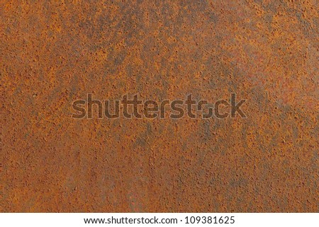 Very old rusty dirty iron metal plate background