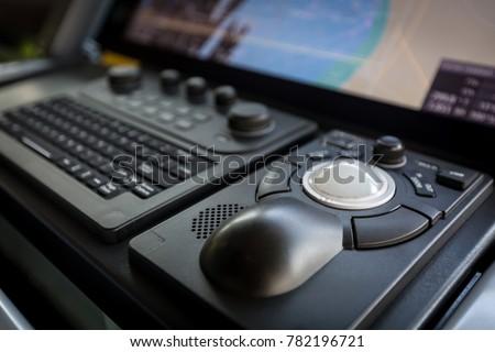 Vessel computer control #782196721