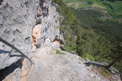 viaferrata climbing via ferrata