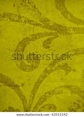 vibrant colorful oriental decorative texture in arabian style. More of this motif & more ornaments  in my port. - stock photo