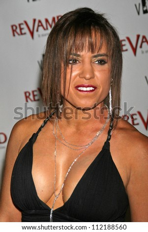 "Victoria H. Burke at the Los Angeles Premiere of ""Revamped"". Directors Guild of America, Hollywood, CA. 03-29-07"