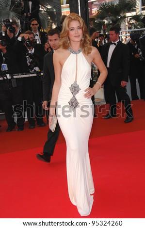 Victoria\'s Secret model Doutzen Kroes at screening for \